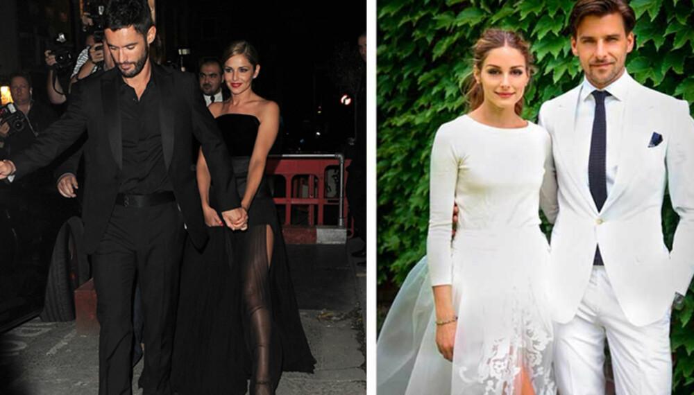 302c37eb SORT OG SHORTS: Trenger du brudekjoleinspirasjon? Prøv å tenke utenfor  boksen som disse kjendisene