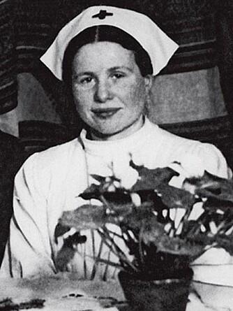 MODIG: Med falske id-papirer, kom Irena Sendler inn i den jødiske ghettoen i Warsawa under dekke som sykepleier. Hun visste nazistene var livredde for at tyfus skulle bryte ut.