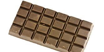 IKKE FOR KALDT: Aromaene kommer best frem når sjokoladen er temperert.