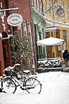 Her shopper du interiør i København Inspirasjon