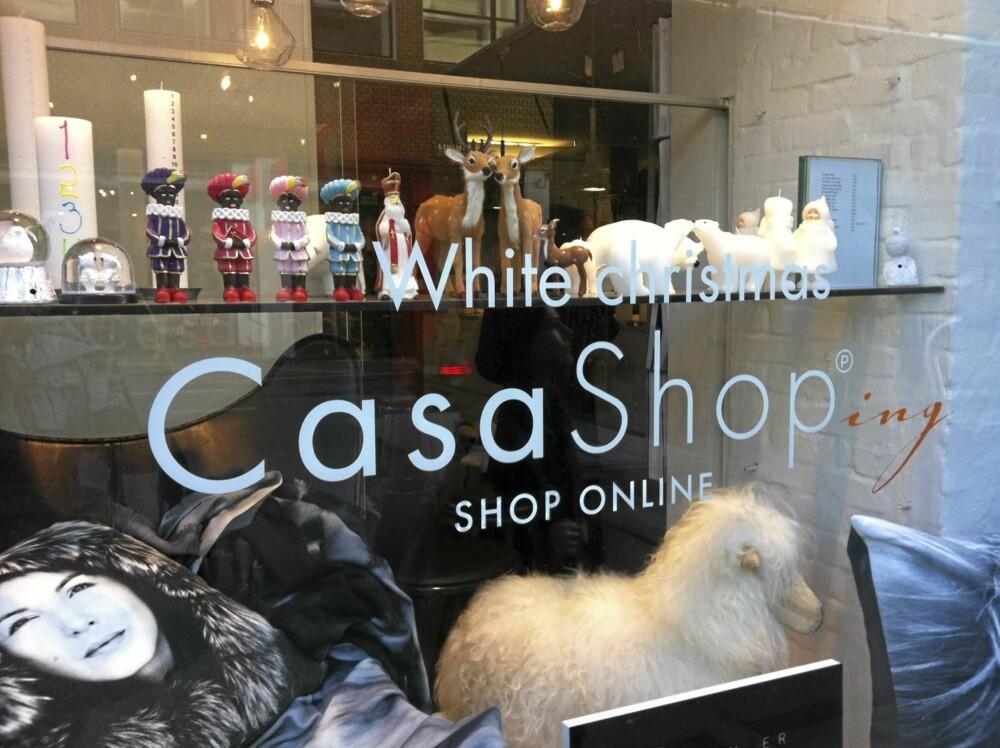 CASA SHOP: Du kan handle i Casa Shop også på nettet.