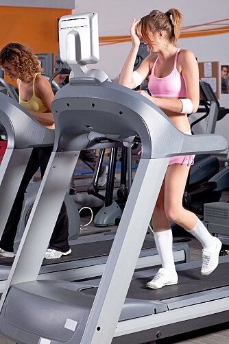 ROLIG: Start treningen med et tempo som er relativt komfortabelt, så øker du litt for hvert minutt.