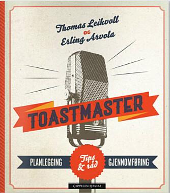 TALETIPS: Fra boken Toastmaster.