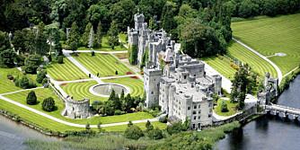 ASHFORD CASTLE: Om du har drømt om et bryllup verdig en prinsesse, ja da bør du sjekke ut slottsbryllup i Irland.