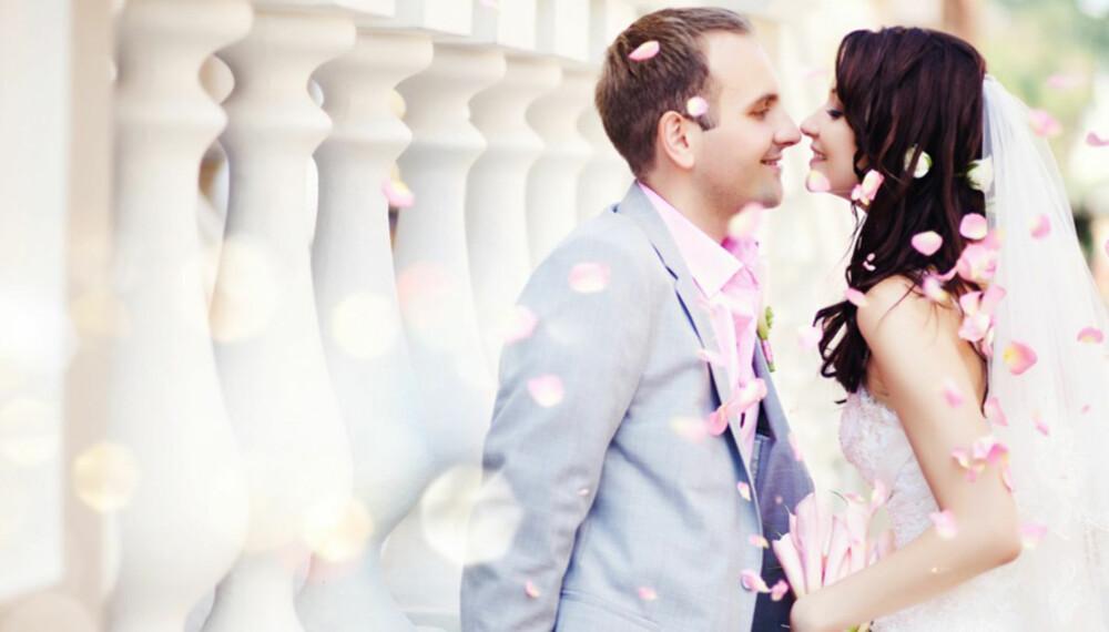 d4d1ba2d DRØMMEDAG: Det går an å få til et vakkert og unikt bryllup - helt uten