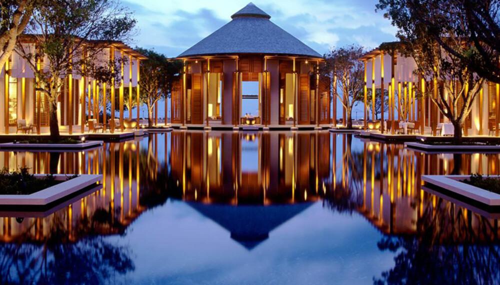 TURKS & CAICOS: På hotell Anamyara kan dere dyrke romantikken på bryllupsreise.
