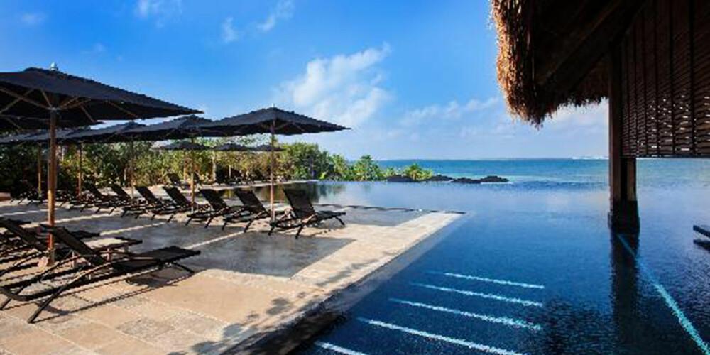 MEXICO: NIZUC Resort and Spa er kåret til det mest luksuriøse hotellet i Cancun.