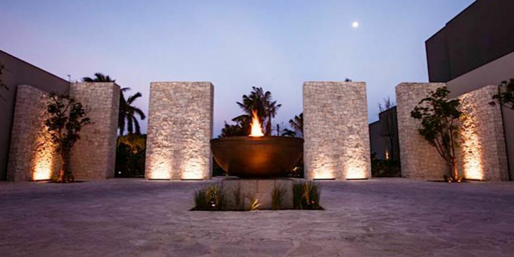 CANCUN: NIZUC Resort and Spa er et stort hotell med hele 274 rom og suiter å velge mellom.