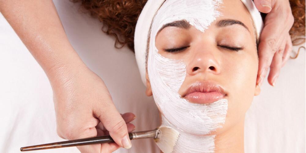 IKKE DROPP HUDPLEIEREN: En god hudpleierutine frem mot bryllupet vil sørge for at huden din stråler.