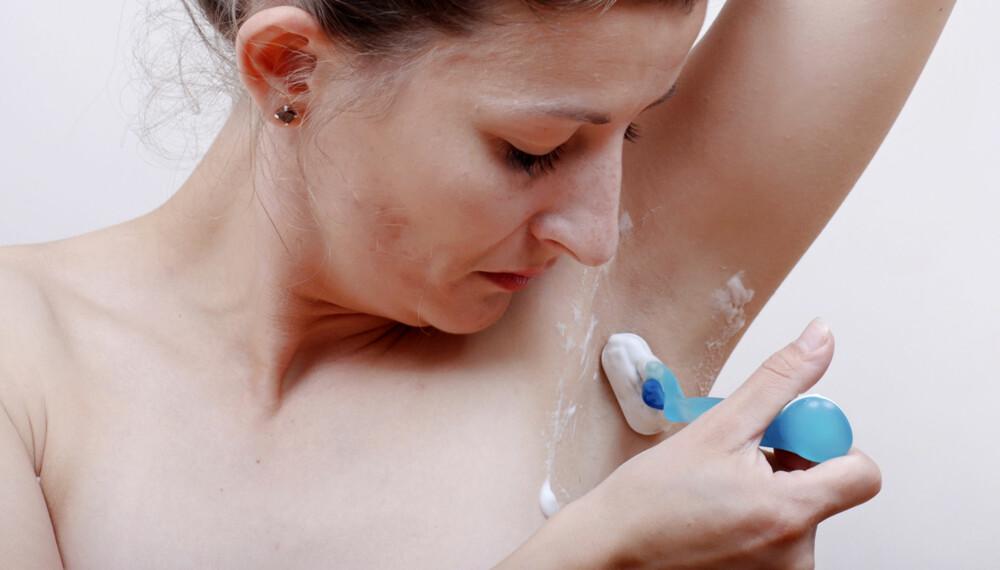 SILKEMYKT: Veien til silkemyke armhuler er kortere enn man tror.