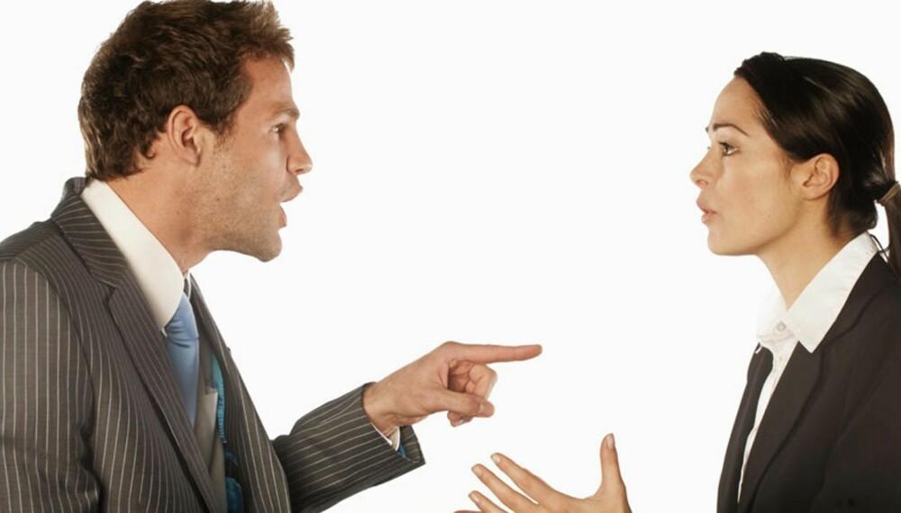 DIN SKYLD: - Ansvarsfraskrivelse er den viktigste årsaken til at konfliktløsning ikke skjer, mener psykolog Jan Atle Andersen.