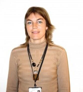 SAMTALE HJELPER: - Når jeg har snakket med dem én gang og de kommer tilbake, har ofte symptomene blitt svakere, sier Lill Kjersti Skryten, psykologspesialist ved Helse Fonna HF.