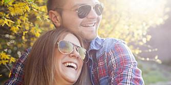 EN KLEM: Viktig for kropp og sinn. Da produserer kroppen oxytocin - et hormon som gir en god følelse av tilhørighet, glede, kjærlighet eller hva som er naturlig i situasjonen.