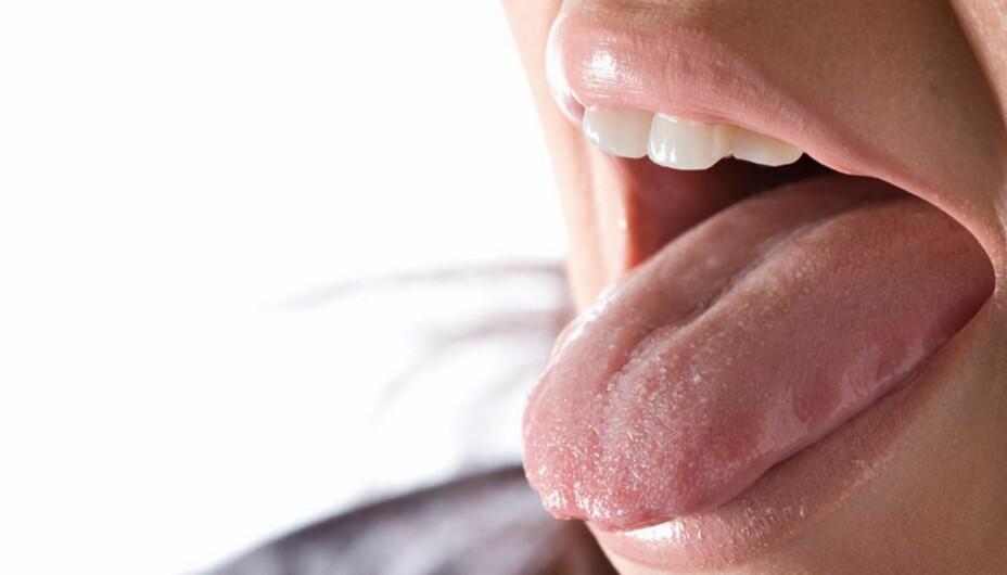 HØY SLIMPRODUKSJON: At det blir slim i hals-og svelgsystemet kan skyldes den direkte kontakten med visse mattyper, mener noen eksperter.