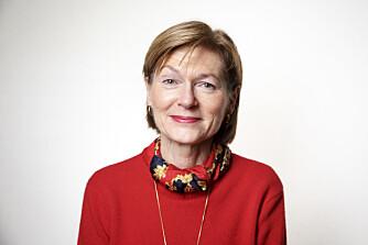 ANBEFALER: Avdelingsdirektør ved vaksineavdelingen ved Folkehelseinstituttet, Britt Wolden, anbefaler kvinner å ta HPV-vaksine hvis de vurderer at de er i risikosonen for smitte.