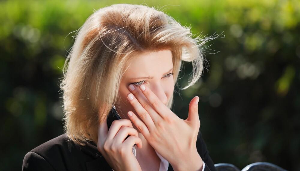 HØYSENSITIV: Som høysensitiv er jeg  mer følsom, var og mottagelig for ulike typer inntrykk. Av den grunn har jeg en tendens til å bli overstimulert, skriver Silje Rønne.