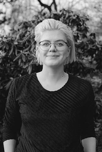 Forfatter Ellen Støkken Dahl