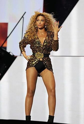 VEILDREID: For mange er Beyoncé Knowles eksempelet på den perfekte kvinnekroppen.