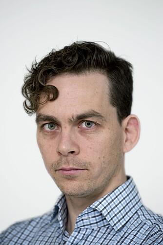 JOURNALIST OG BLOGGER: Olav Brostrup Müller har blogget om temaet.