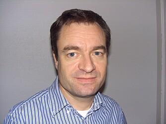 SENIORRÅDGIVER I NAV: Jon Petter Nossen.