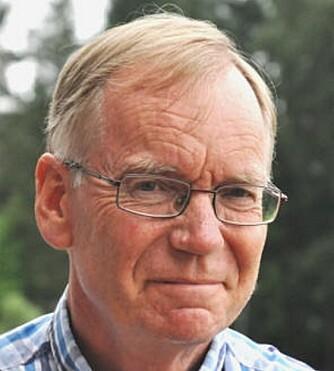 DEN EGENTLIGE ÅRSAKEN: Torbjørn Aas, gestaltterapeut ved Follo Psykoterapi, forteller at den egentlige årsaken til det ubeherskede sinnet ligger hos den sinte selv.