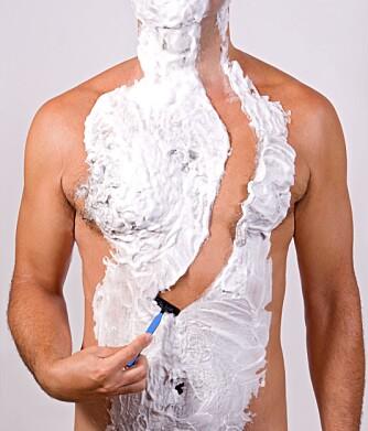 MYE HÅR: Skjemmende hårvekst kan føre til sosial angst.