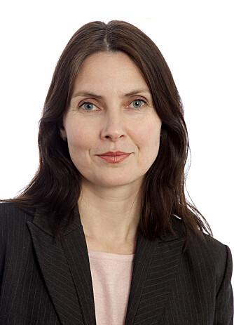 - STORE MØRKETALL: - Vi erfarer også at ikke alle ofrene vil ha hjelp, sier Guri Solberg, kommunikasjonsrådgiver ved Utenriksdepartementet.