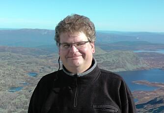FRANK BECKER: Klinikkoverlege og hjerneforsker ved Sunnaas sykehus og Universitetet i Oslo.