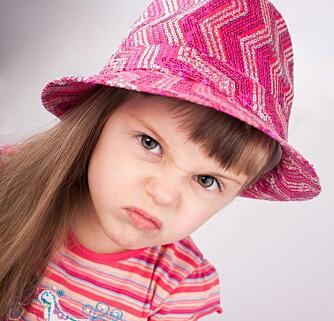 RESPEKTER EGNE FØLELSER: De negative følelsene må også få utspill.