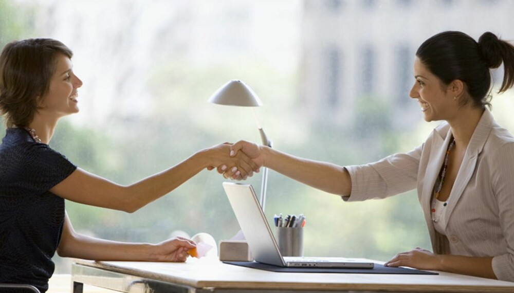 GOD CV: Det gjør at du blir innkalt til intervju. Før det, bør du sette deg godt inn i bedriftens behov og forberede hva du selv kan tilføre bedriften.