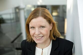SI DET SOM DET ER: -Kvinner har mye å tjene på å være litt mer direkte i lønnssamtalen, sier Christine Warloe (bildet), forbrukerøkonom hos Nordea.