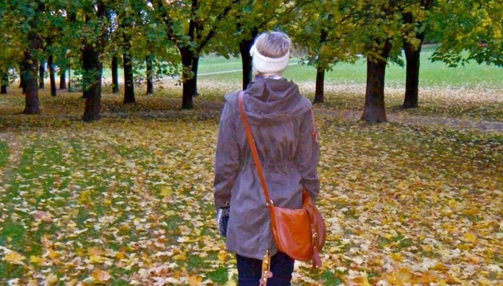 NÆR DØDEN: Kristin (25) har kjempet de siste seks år med sykdommen anoreksi. I dag deler hun sine tanker og erfaring på bloggen sin.