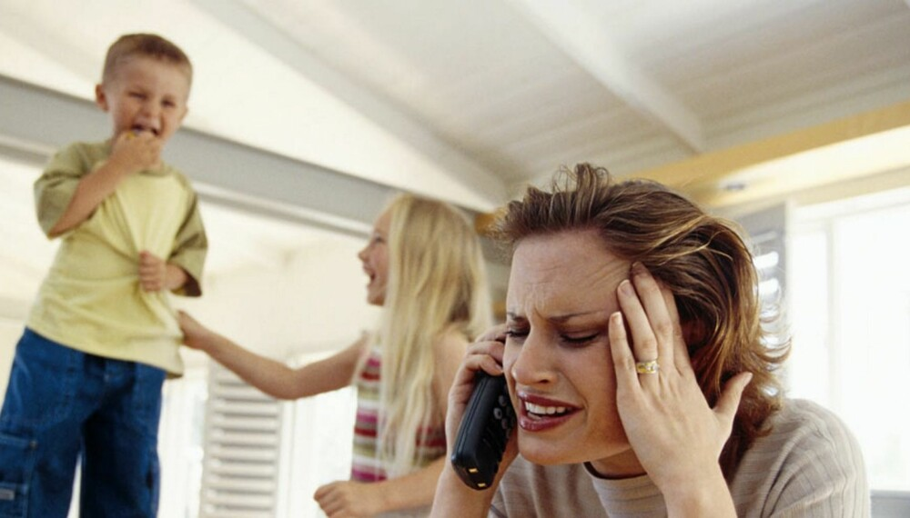 SIER IKKE NEI: - Kvinner lider mer under stresspåkjenninger enn menn på grunn av at kvinner oftere tar mer følelsesmessig ansvar både med tanke på jobb og familie, mener Anbjørg Sætre Håtun.