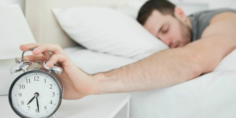 GODE RUTINER: De rette rutinene på kvelden kan gjøre morgenen til en lek mener eksperter.