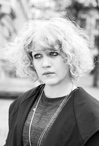 UTVIKLING: Etter at forfatter Heidi Sævareid begynte å utforske grenser har hun blitt tryggere på seg selv.