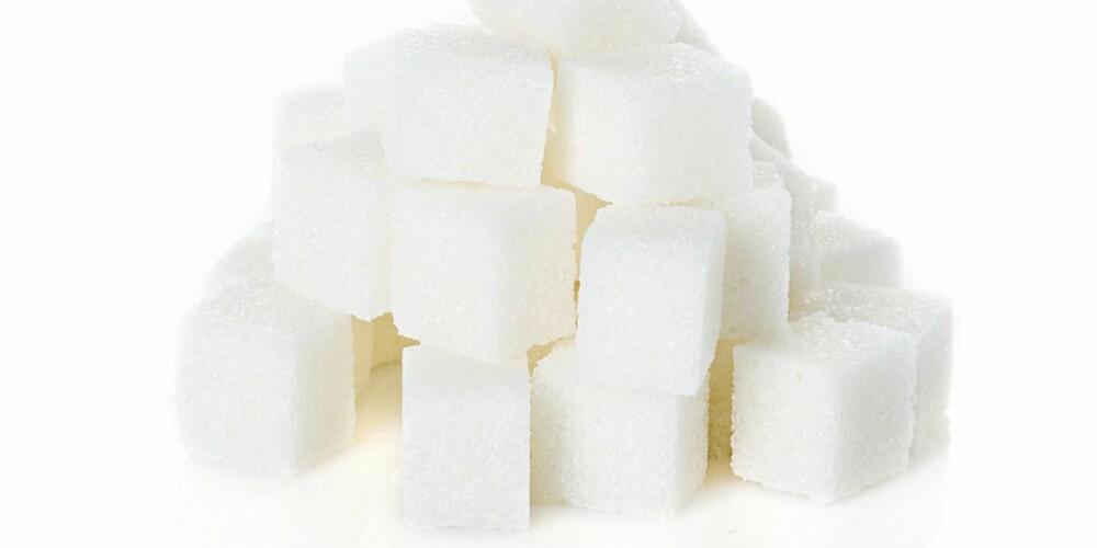 SOM RUSMIDDEL: Flere mener at sukker er like avhengighetsskapende som rusmidler.