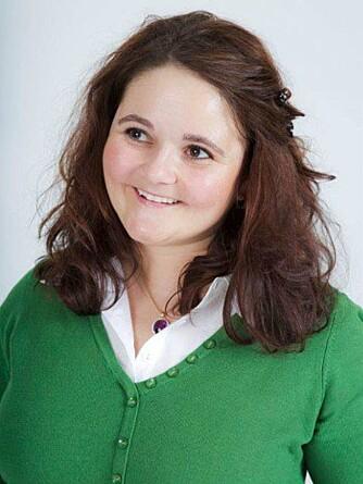 EKSPERT: Tina Avantis Johnsen er psykolog og jobber på Senter for sykelig overvekt ved Oslo universitetssykehus HF.