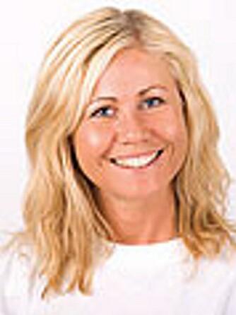 KLINISK ERNÆRINGSFYSILOG: Tine Mejlbo Sundfør.