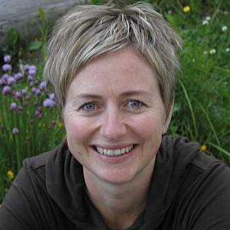 EKSPERT: Ernæringsfysiolog Sally Haugen.