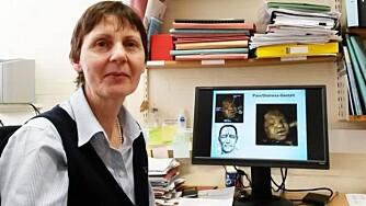 DR NADJA REISSLAND: Har undersøkt hva røyking gjør med fosterets bevegelser.