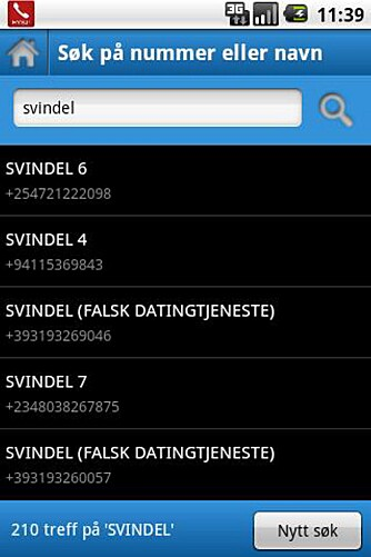 FOR ANDROID: HYSJ! -appen.