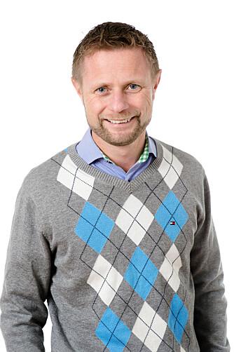POLITIKK: Helse- og omsorgsminister Bent Høie ønsker å gi hele befolkningen et likeverdig helsetilbud.