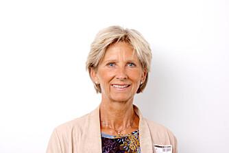 LIKESTILLING: Jannikke Ludt forteller at de arbeider aktivt for likestilling i forskningen.