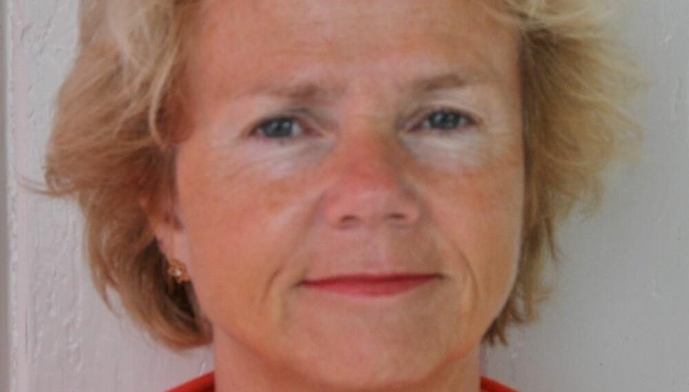 IKKE LIKESTILLING: Leder Siri Vangen synes det er for lite kunnskap om helsen til kvinner.