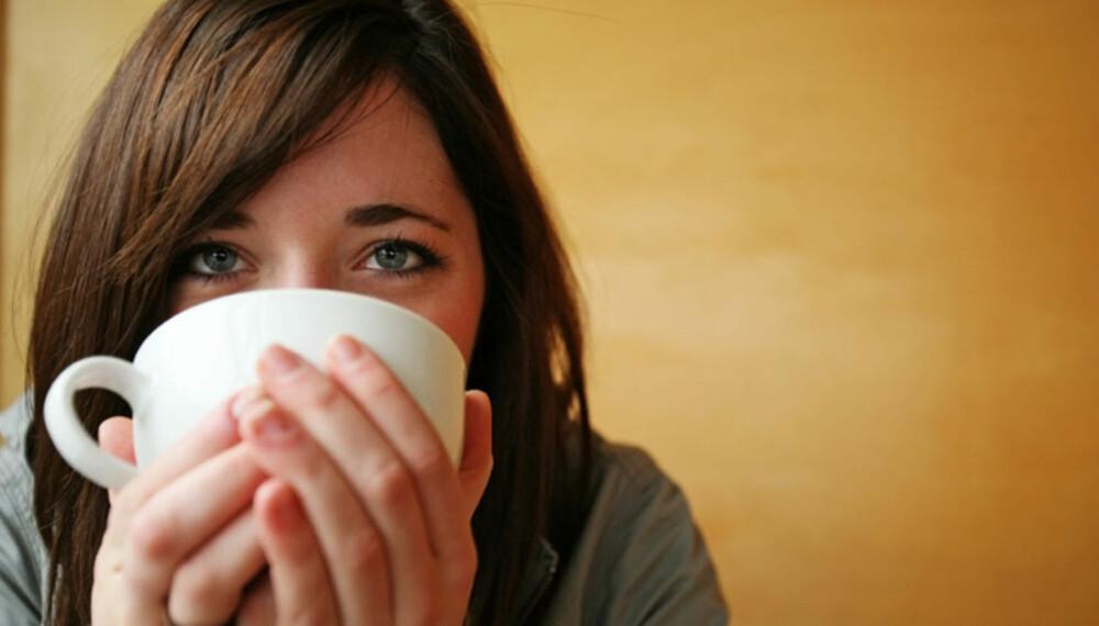 Kaffe mot kreft
