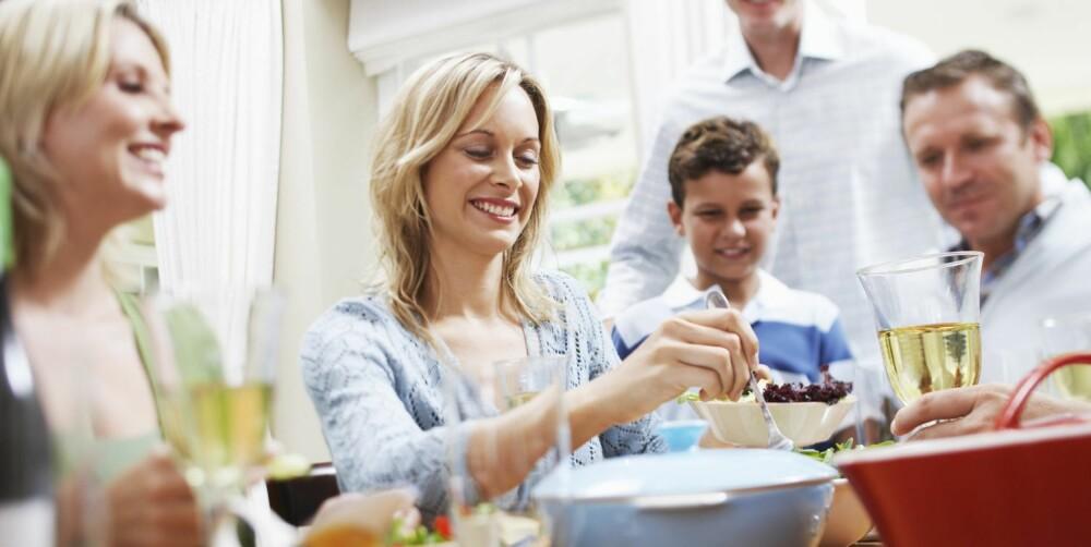 PLANLEGGING: Kanskje kan en fastedag fungere for deg for eksempel på søndag, etter et bedre middagsselskap dagen før, for å komme i balanse igjen.