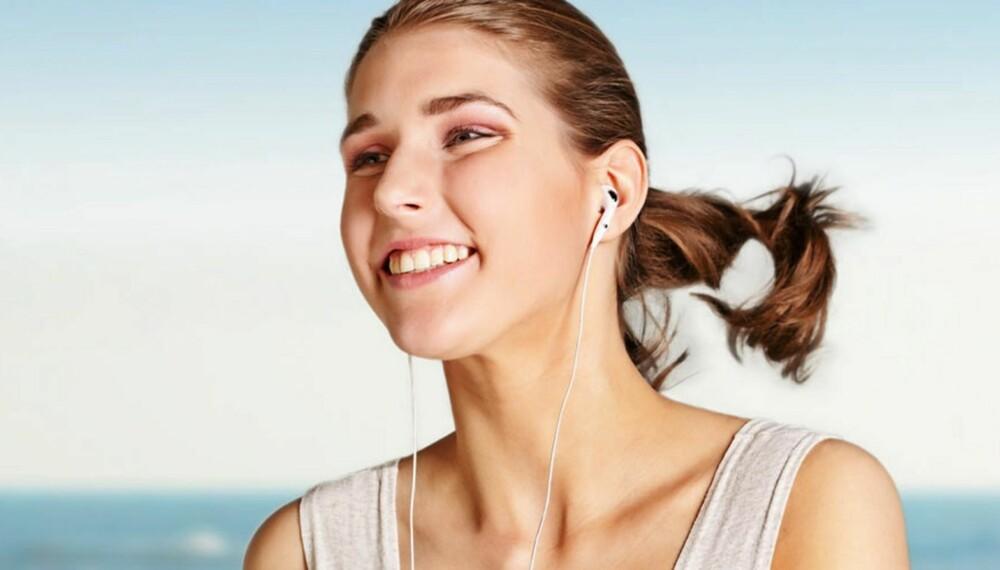YT MER: - I følge studier kan musikk til trening øke yteevnen med rundt 20 prosent, sier Audun Myskja, overlege og spesialist i nevrologisk musikkterapi.