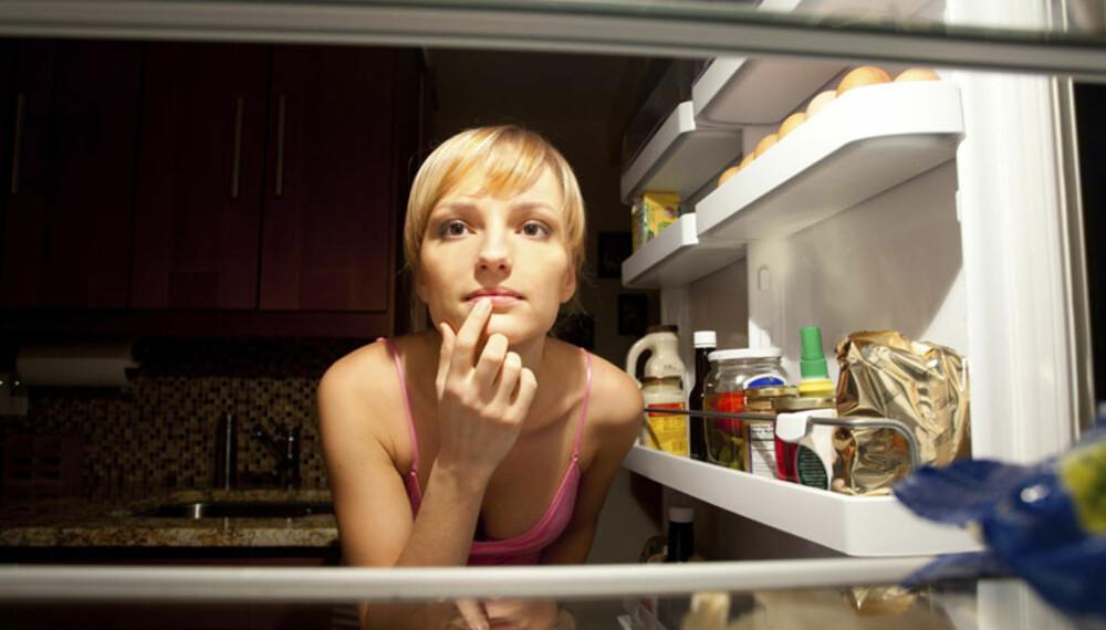 Hold styr på kjøleskapet