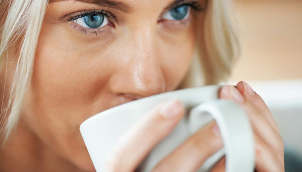 Kaffe mot depresjon