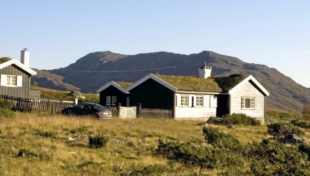 Drømmen om en hytte lever i beste velgående hos mange nordmenn.
